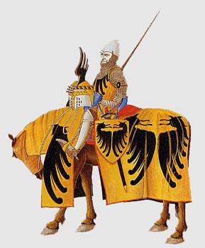 Personaggi e cavalieri medievali di cingoli - Mike le pagine da colorare cavaliere ...